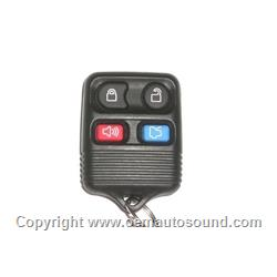 Ford Keyless Entry Remote  4 button