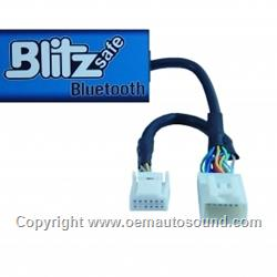 Blitzsafe Honda Bluetooth Adapter HON/BLUETOOTH V.2
