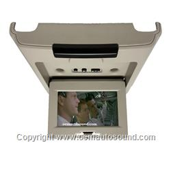 2005-2006 Chrysler Dodge Factory LCD TV Display Screen