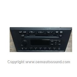 Ford Lincoln 01-03 Alpine CD Radio 6 Cd Changer 2W4T-18C815-AE