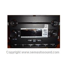 Ford F-Series 2009-20015 Factory Radio EC3T-19C157-AA