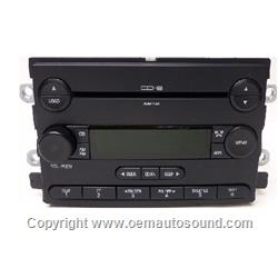 Factory Radio Ford Mercury 6-Disc CD Changer 7G1T-18C815-BA